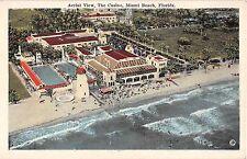 Florida postcard Miami Beach Aerial View The Casino