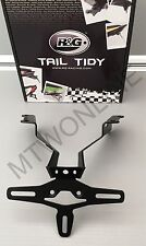 R&G Motorcycle Number Plate Holder *TAIL TIDY* Suzuki GSX-R1000R (2017) New