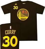 Golden State Warriors Stephen Curry Chinese New Years Black T Shirt $30