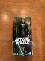 "Star Wars Hasbro Luke Skywalker ""Return of the Jedi"" 6"" Action Figure NIB 2015"