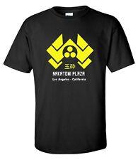 Nakatoni Plaza 80s Die Hard Christmas Movie T-shirt