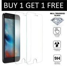 Tempered Glass Screen Protector for Apple iPhone 7 Plus
