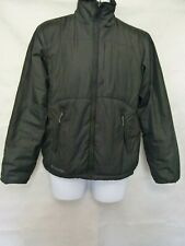 Columbia Sportswear Company Men's Jacket Black Interchange Logo Front Size S