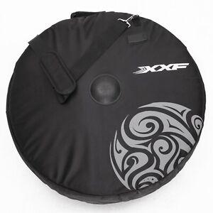 "XXF Bicycle Double Wheel Bag Padded For 700c Road Bike 26"" 27.5"" MTB"
