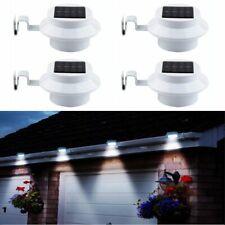 Lot 3-LED Solar Spot Lights Flood Landscape Garden Path Lamp Cool White