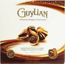 Guylian Belgium Chocolates 22 Piece Artisinal Seashell Truffles, Hazelnut 8.8