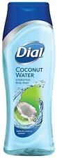 Dial Body Wash, Coconut Water, 16 OZ. - pack of 18 bottles