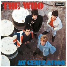 THE WHO - MY GENERATION (LIMITED  5-CD SUPER DELUXE)  5 CD NEU