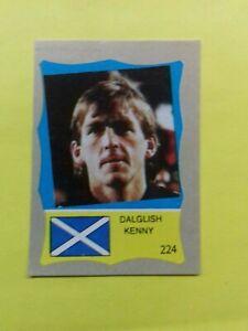 Kenny Dalglish SCOTLAND  - Mexico '86 REYAUCA
