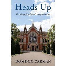 Heads Up, Carman, Dominic, Good Used  Book