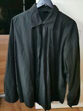Para Hombres Camisa Negra De Hugo Boss 3XL