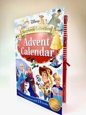Disney Cuentos Colección calendario festivo cuenta regresiva con 24 Libros