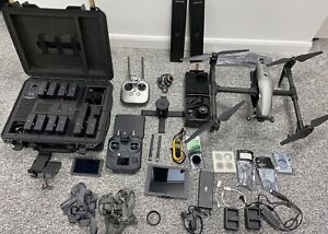 DJI Inspire 2 Kit, GoProfessional case, DJI Battery station, 2xCrystal, Cendence