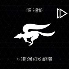 Starfox Logo Vinyl Decal Sticker Car Laptop - Starfox Video Game Nintendo Fox