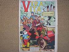 REAL VITA TOPOLINO 1957 DISNEYLAND APÓCRIFOS DISNEY