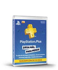 Suscripción de PlayStation Plus