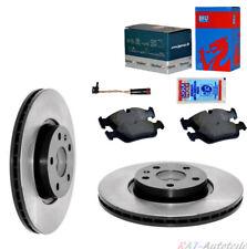 Bremsscheiben KIT Hinten+1xWK+A.Q.P 300mm MERCEDES C,E-KLASSE Coupe C207 E320