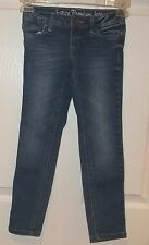 Girls JUSTICE~SUPER SKINNY JEANS~size 6~NEW~Simply Low Denim PREMIUM