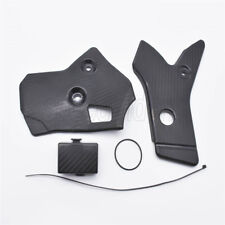 Black Frame Guard Frame Protector Cover For Honda CRF250L/M Rally 2012-2016 17