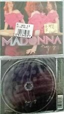 Madonna Hung Up Cd Single Sealed Sigillato