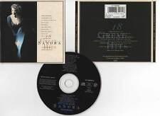 """SANDRA """"18 Greatest Hits"""" (CD) 1992"""
