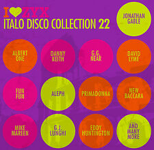 CD zyx italo disco collection 22 de various artists 3cds