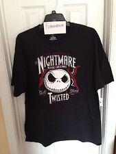 Disneyland Nightmare Before Christmas Twisted Tee Shirt-size 2XL