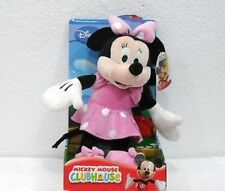 Disney Topolino-Minnie-Club House-Soffice Peluche Cm. 30