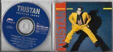 MAXI CD SINGLE 4 TITRES TRISTAN COSTUME JAUNE DE 1992 DREYFUS 190 135-2