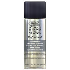Winsor & Newton : Artists Picture Varnish Spray : 400ml : Satin