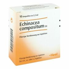 HEEL Echinacea Compositum 10 Amps Homeopathic Remedies