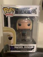 Funko Pop! Orphan Black Rachel Duncan Vaulted New 205 Protector
