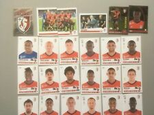 panini foot 2013/2014  equipe LILLE COMPLETE