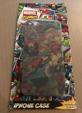NEW Marvel Comics Phone Case / Skin Fits iPhone 5, 5s & 5SE Iron Fist Spiderman