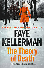 * The Theory of Death by Faye Kellerman ... LIKE NEW