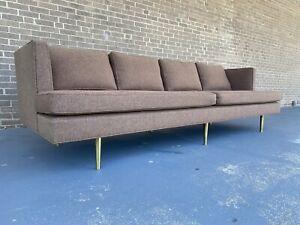 Mid Century Modern Dunbar Style Sofa