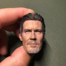 High Quality 1/6 scale Head Sculpt Josh James Brolin Avengers Thanos fit 12 body