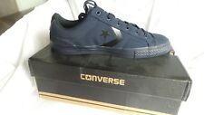 Brand New in box Converse Star Player Shield Canvas Ox trainers UK 7 EU 40 Navy