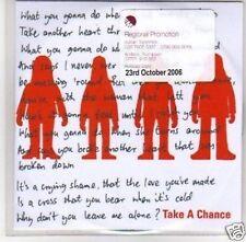 (D836) The Magic Numbers, Take A Chance - DJ CD