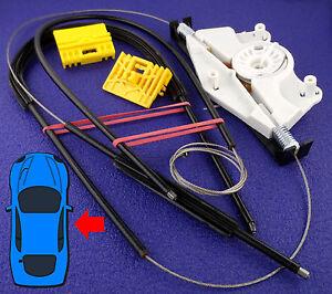 Audi A4 B6 B7 Electric Window Regulator Repair Kit- Front Right Driver Window