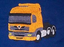 Foden Alpha embroidered on Polo Shirt