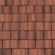 Redland Roofing Eaves Top Roof Tiles - Farmhouse Red Pallet Of 100