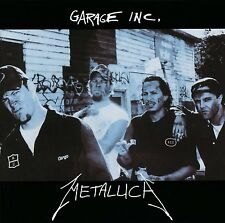 Metallica - Garage Inc - New 180g Vinyl Triple LP