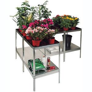 Standard Modular Greenhouse Staging