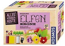 Kosmos 604196 Alleskönnerkiste Elfenkrone Bastelbox