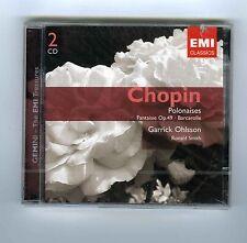 2 CDs (NEW) GARRICK OHLSSON CHOPIN POLONAISES