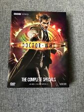 Doctor Who: The Complete Specials (Dvd, 2010, 5-Disc Set)