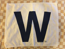 9943cd400d4 CHICAGO CUBS W RALLY TOWEL SGA 2016 WORLD SERIES CHAMPS Fly The W  FlyTheW