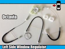 Window Regulator Repair Kit For Skoda Octavia MK2 Type 1Z   Front Left Door
