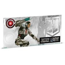 Niué 1 dollars 2018 Cyborg-münznote-Justice League (3.) - 5 Taille Argent St